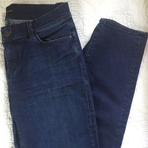 Ann Taylor size four modern straight cut jeans